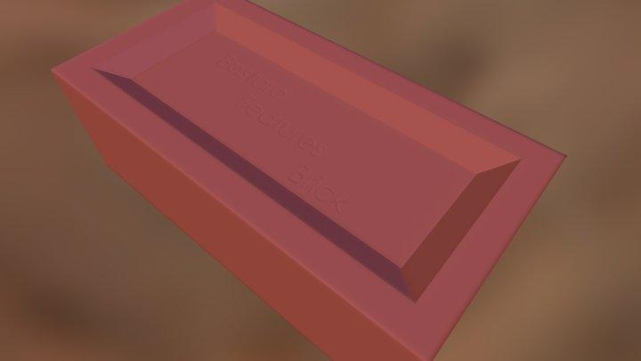 Bastard Brick 3D Model