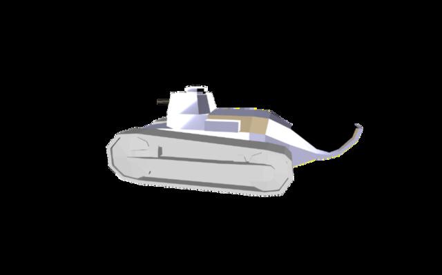 tanke.blend 3D Model
