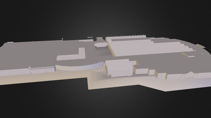 Alto Rosario 2 3D Model