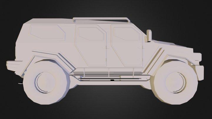 sm_knight.obj 3D Model