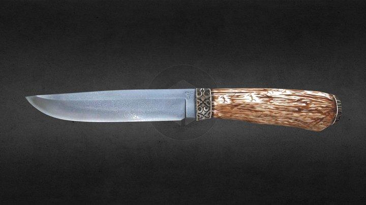 Kizliar Knife 3D Model