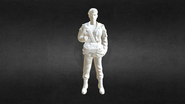Desantnik REP1 3D Model