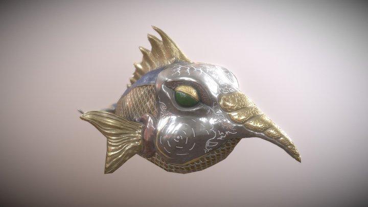 himmapan fish 3D Model