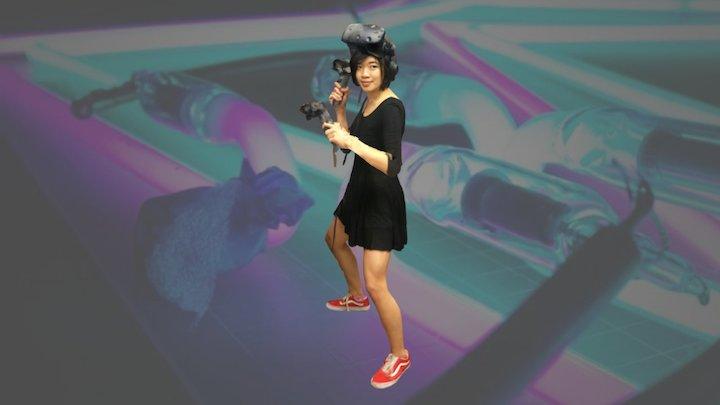 Virtual Chu 3D Model