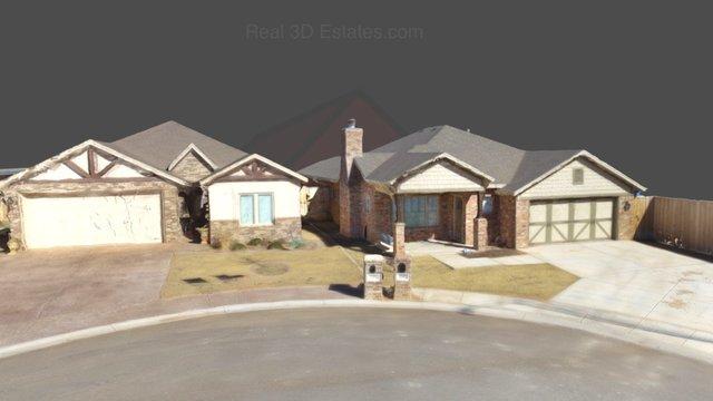 Juniper and Hacienda Homes (Large File) 3D Model
