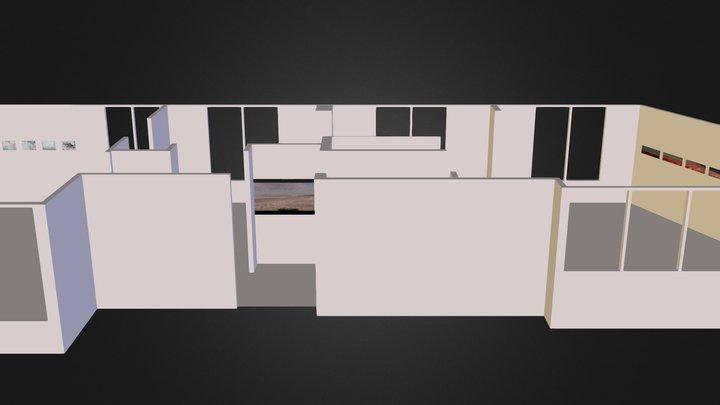 Jardin 3D Model