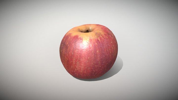Fruit Apple - Photoscanned PBR 3D Model