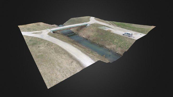 Liesingbach 3D Model