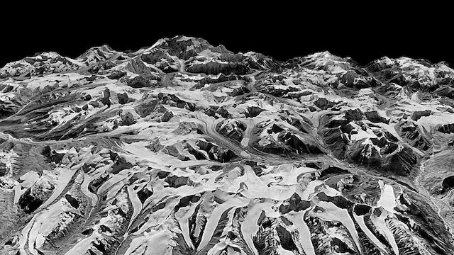 nepal-sikkim in 1975 3D Model