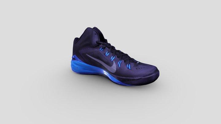Nike HyperDunk 2014 3D Model