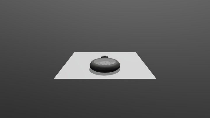 Stop Watch Week 1 Animation 3D Model