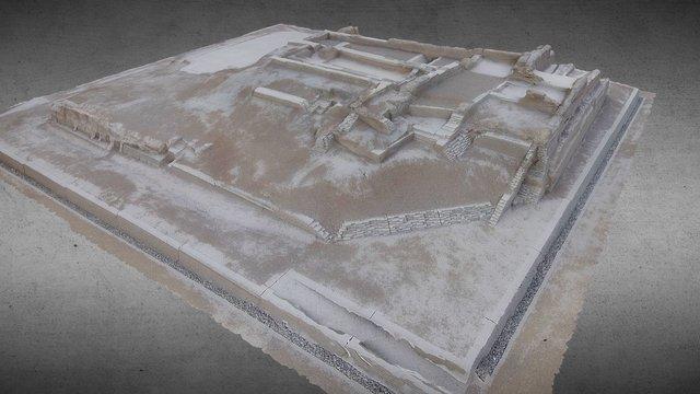 Huaca Huantinamarca 3D Model