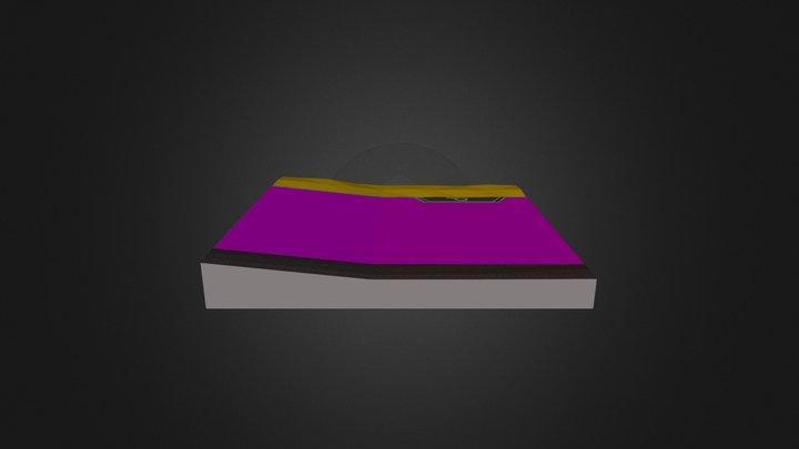 City Scene test1 3D Model