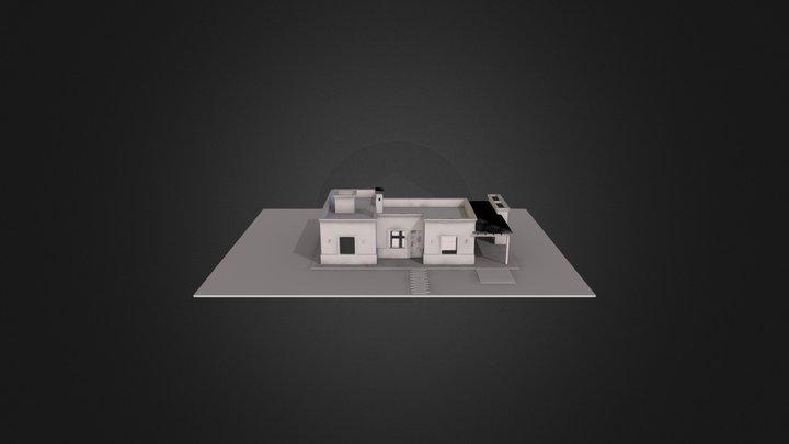 Modelo Casa1 3D Model