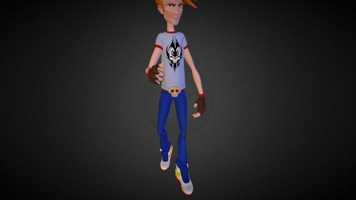 Hade 3D Model