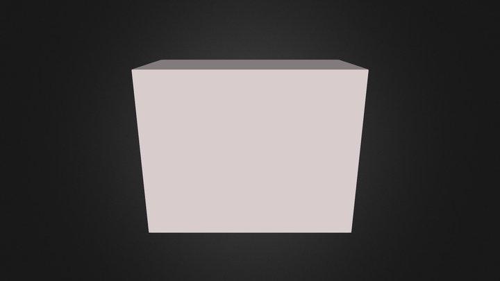 Test Kubus 3D Model