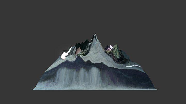 Mt. Stilllife 3D Model