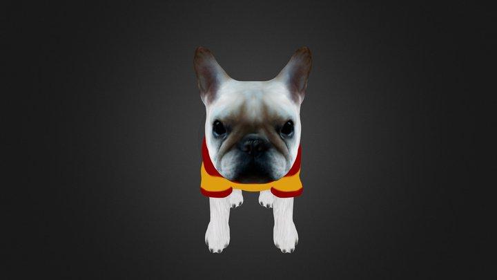 Dog28 3D Model