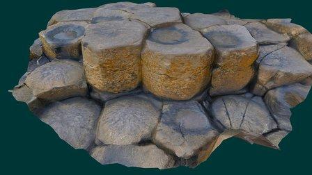 Giants Causeway 3D Model