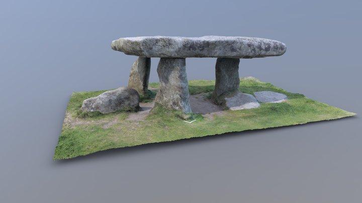 Lanyon Quoit 3D Model