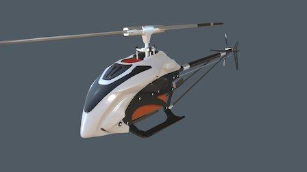 NIK7E Conopy V03 3D Model