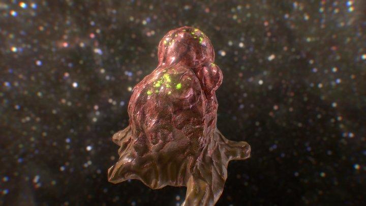 Abyss Egg 3D Model
