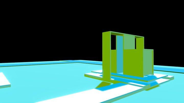 สตูปิดดิโอ 3D Model