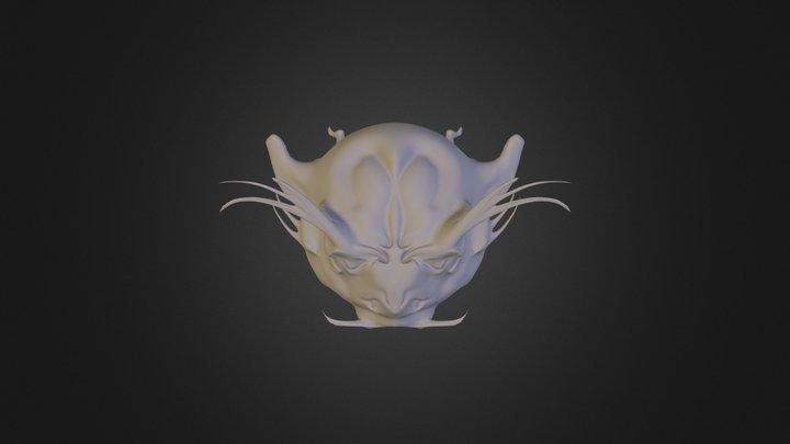 Thing 3D Model