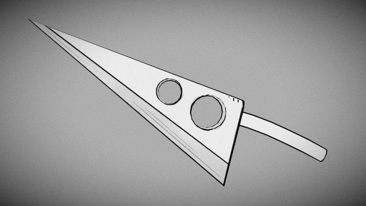 Idris Blade | MothLight 3D Model