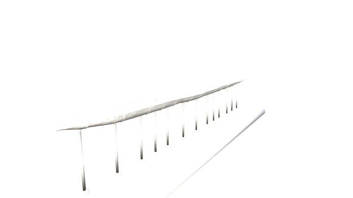 Ilirian boat 3D model photogrammetry 3D Model