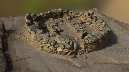 Idn Tomb 3D Model