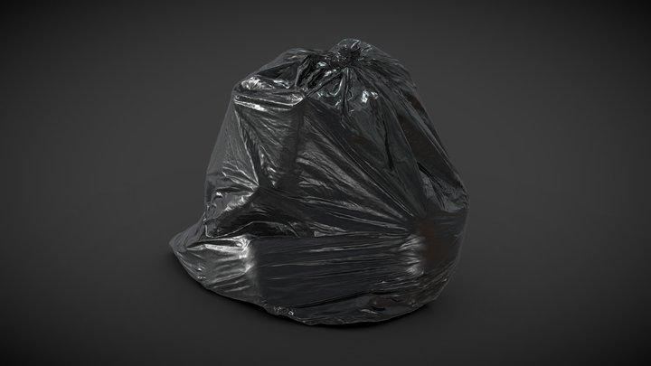 Trashbag(Photorealistic) 3D Model