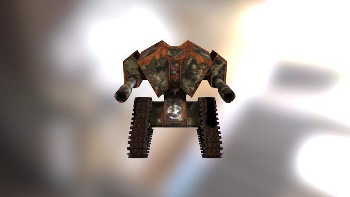 T-e 3D Model
