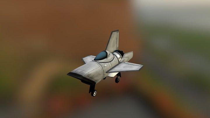 TX03 - MK2 3D Model