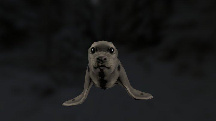 Seal 3D Model