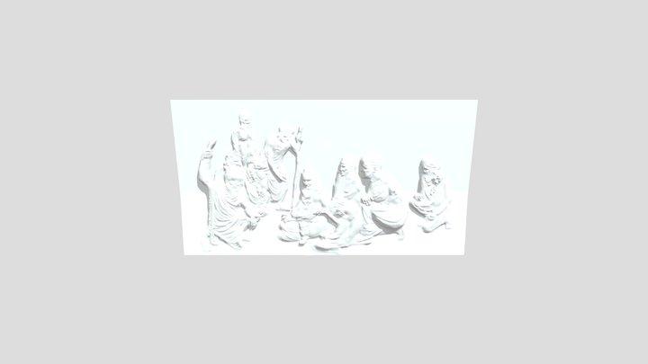 Betlem Test 04b 3D Model