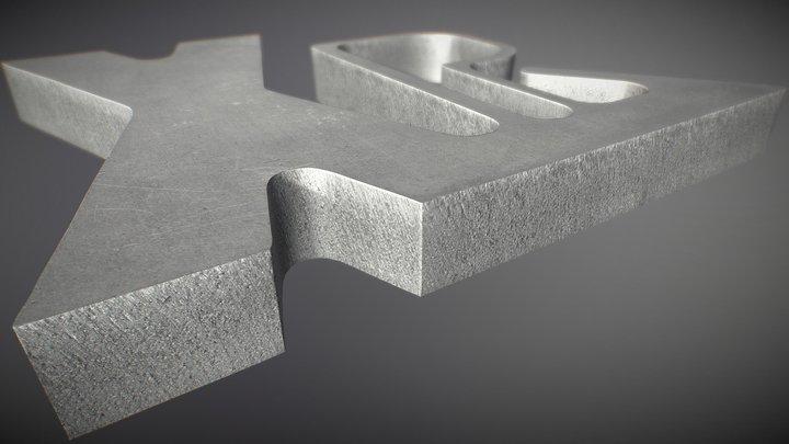 XPR300 - Muestra de corte de aluminio (ES)