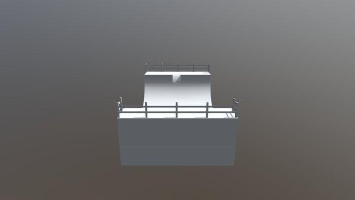 Z Powell Ramp Project DIG4780C 3D Model