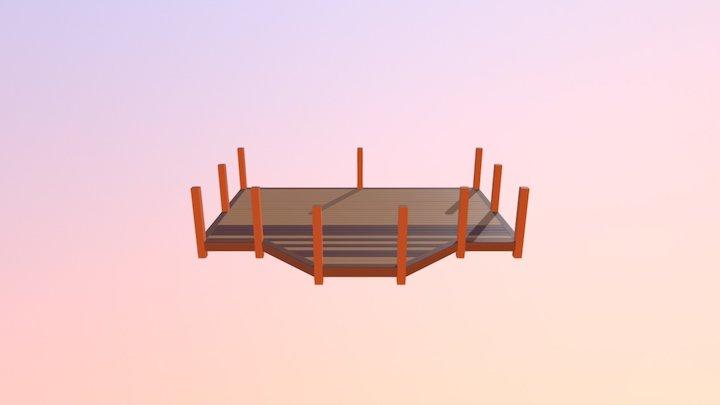 Echelon Test 3D Model