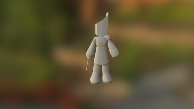 TDOR Hero Idle 3D Model