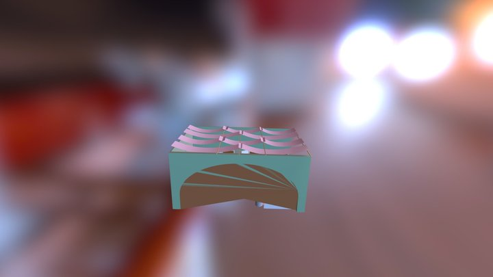 Exhibition Model1 3D Model