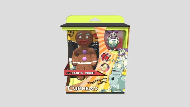 Ginger Toy Box 2019 3D Model