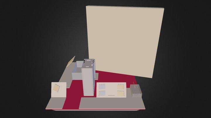 ILOT 2 3D Model