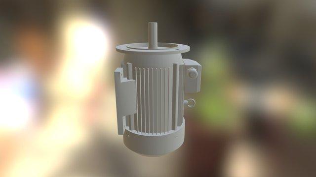 motor test 3D Model