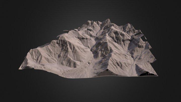 ICA-PERU 3D Model