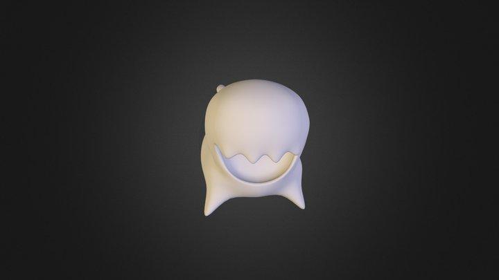 Carbot Zergling 3D Model