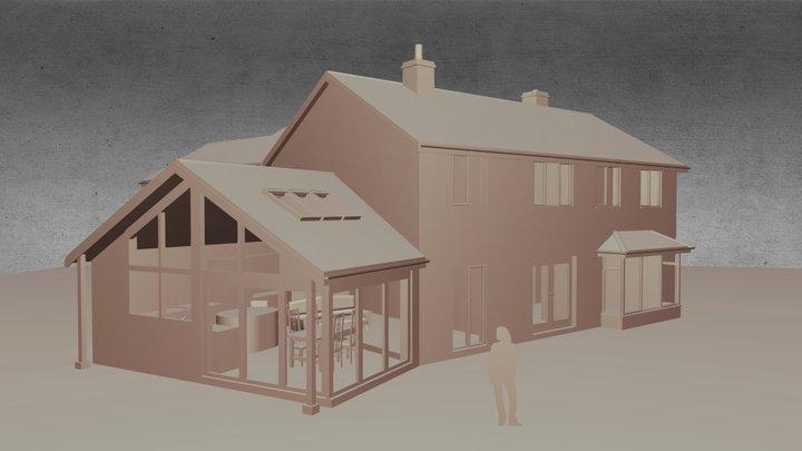 Woolton Hill 1 3D Model