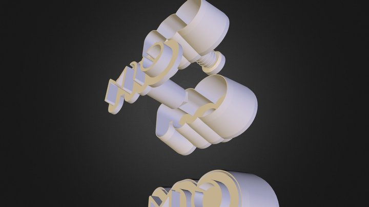 Cookie Cutter 3D Model