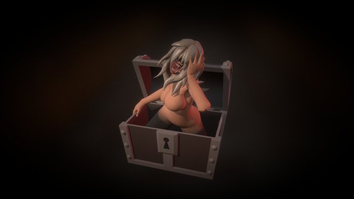Chesty 3D Model
