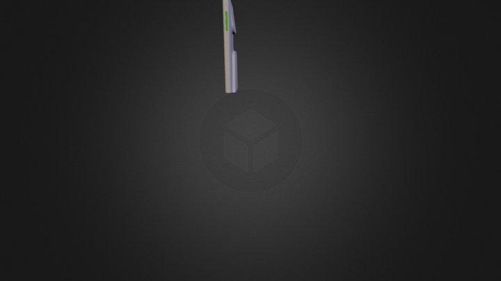 Dexter Smartphone 3D Model